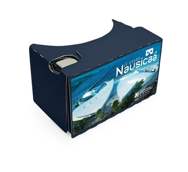 Lunettes de Réalité Virtuelle - Grand Nausicaà