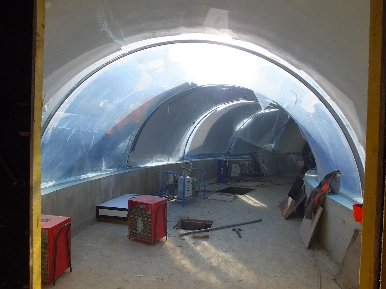 Tunnel - Chantier Grand Nausicaa