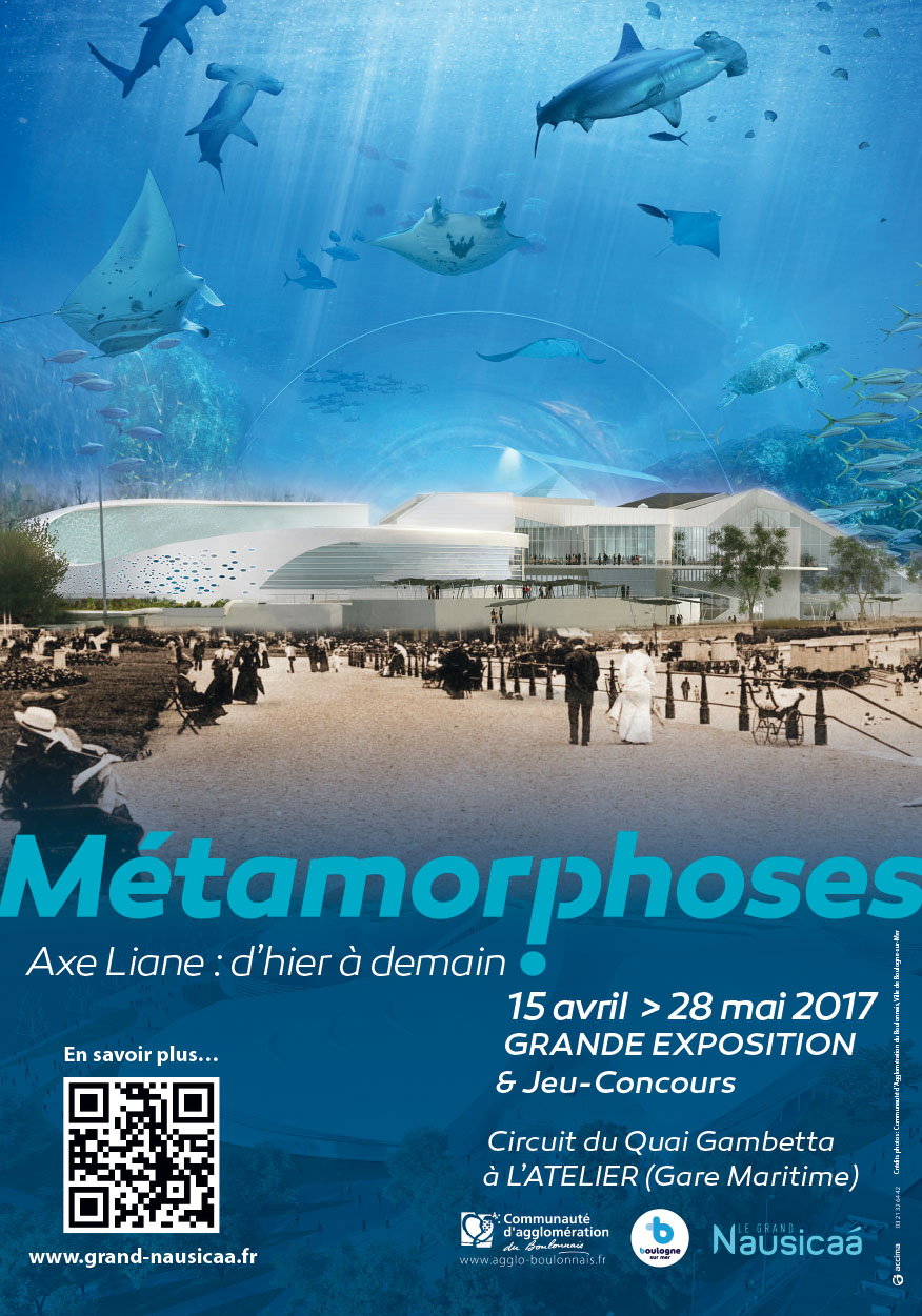 Expo Metamorphoses | GRAND NAUSICAA