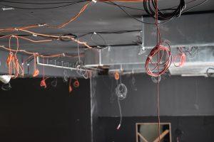 Câble électrique Chantier Grand Nausicaà